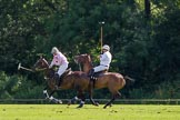 7th Heritage Polo Cup finals: Nico Talamoni & Paul Oberschneider.. Hurtwood Park Polo Club, Ewhurst Green, Surrey, United Kingdom, on 05 August 2012 at 15:36, image #175