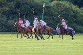 7th Heritage Polo Cup finals: La Golondrina Argentina changing direction with Paul Oberschneider.. Hurtwood Park Polo Club, Ewhurst Green, Surrey, United Kingdom, on 05 August 2012 at 15:43, image #190
