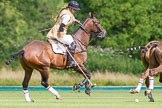7th Heritage Polo Cup finals: The Amazons of Polo - Heloise Lorentzen.. Hurtwood Park Polo Club, Ewhurst Green, Surrey, United Kingdom, on 05 August 2012 at 15:45, image #192