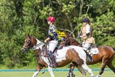 7th Heritage Polo Cup finals: Sophie Kyriazi from Kenia & Heloise Lorentzen.. Hurtwood Park Polo Club, Ewhurst Green, Surrey, United Kingdom, on 05 August 2012 at 15:49, image #196