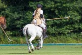 7th Heritage Polo Cup finals: Heloise Lorentzen.. Hurtwood Park Polo Club, Ewhurst Green, Surrey, United Kingdom, on 05 August 2012 at 15:53, image #198