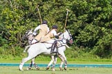 7th Heritage Polo Cup finals: The Amazons of Polo - Barbara P Zingg & Heloise Lorentzen.. Hurtwood Park Polo Club, Ewhurst Green, Surrey, United Kingdom, on 05 August 2012 at 16:01, image #203