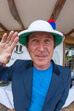 7th Heritage Polo Cup finals: Drummer Kenney Jones (The Small Faces/Faces, The Who) and Hurtwood Park Polo Club owner.. Hurtwood Park Polo Club, Ewhurst Green, Surrey, United Kingdom, on 05 August 2012 at 17:35, image #311