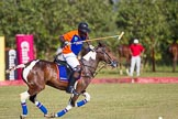African Patrons Cup 2012 (Friday): Match Access Bank Fifth Chukker v Keffi Ponies: Adamu Atta playing the ball towards the goal.. Fifth Chukker Polo & Country Club, Kaduna, Kaduna State, Nigeria, on 02 November 2012 at 15:38, image #19