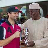 African Patrons Cup 2012, Semi-Finals. Fifth Chukker Polo & Country Club, Kaduna, Kaduna State, Nigeria, on 03 November 2012 at 17:56, image #95