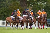 DBPC Polo in the Park 2012: After the throw-in, Kangaroos v Marston, the first match of the day.. Dallas Burston Polo Club, Stoneythorpe Estate, Southam, Warwickshire, United Kingdom, on 16 September 2012 at 10:11, image #32
