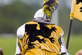 DBPC Polo in the Park 2012: The Knights of Middle England and their Jousting display.. Dallas Burston Polo Club, Stoneythorpe Estate, Southam, Warwickshire, United Kingdom, on 16 September 2012 at 14:16, image #180