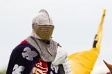 DBPC Polo in the Park 2012: The Knights of Middle England and their Jousting display.. Dallas Burston Polo Club, Stoneythorpe Estate, Southam, Warwickshire, United Kingdom, on 16 September 2012 at 14:17, image #181