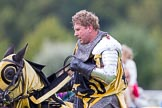 DBPC Polo in the Park 2012: The Knights of Middle England and their Jousting display.. Dallas Burston Polo Club, Stoneythorpe Estate, Southam, Warwickshire, United Kingdom, on 16 September 2012 at 14:18, image #182