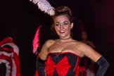 Grand Opening of the DBPC IXL Event Centre: JParmoire's Folies - Elle Collinge.. Dallas Burston Polo Club, Stoneythorpe Estate, Southam, Warwickshire, United Kingdom, on 05 December 2013 at 21:37, image #178