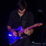 Grand Opening of the DBPC IXL Event Centre: Kym Mazelle & the Urban Blues Band - David D'Andrade on guitar.. Dallas Burston Polo Club, Stoneythorpe Estate, Southam, Warwickshire, United Kingdom, on 05 December 2013 at 21:44, image #194