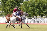 DBPC Polo in the Park 2013, Final of the Amaranther Trophy (0 Goal), Bucking Broncos vs The Inn Team. Dallas Burston Polo Club, , Southam, Warwickshire, United Kingdom, on 01 September 2013 at 11:53, image #137