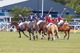 DBPC Polo in the Park 2013, Final of the Amaranther Trophy (0 Goal), Bucking Broncos vs The Inn Team. Dallas Burston Polo Club, , Southam, Warwickshire, United Kingdom, on 01 September 2013 at 12:23, image #189