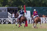 DBPC Polo in the Park 2013, Final of the Amaranther Trophy (0 Goal), Bucking Broncos vs The Inn Team. Dallas Burston Polo Club, , Southam, Warwickshire, United Kingdom, on 01 September 2013 at 12:23, image #192