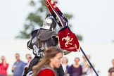DBPC Polo in the Park 2013 - jousting display by the Knights of Middle England. Dallas Burston Polo Club, , Southam, Warwickshire, United Kingdom, on 01 September 2013 at 15:23, image #462