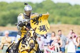DBPC Polo in the Park 2013 - jousting display by the Knights of Middle England. Dallas Burston Polo Club, , Southam, Warwickshire, United Kingdom, on 01 September 2013 at 15:40, image #498