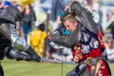 DBPC Polo in the Park 2013 - jousting display by the Knights of Middle England. Dallas Burston Polo Club, , Southam, Warwickshire, United Kingdom, on 01 September 2013 at 15:45, image #543