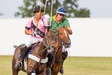DBPC Polo in the Park 2013, Final of the Tusk Trophy (4 Goals), Rutland vs C.A.N.I.. Dallas Burston Polo Club, , Southam, Warwickshire, United Kingdom, on 01 September 2013 at 16:32, image #585