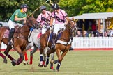 DBPC Polo in the Park 2013, Final of the Tusk Trophy (4 Goals), Rutland vs C.A.N.I.. Dallas Burston Polo Club, , Southam, Warwickshire, United Kingdom, on 01 September 2013 at 16:37, image #591