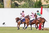 DBPC Polo in the Park 2013, Final of the Tusk Trophy (4 Goals), Rutland vs C.A.N.I.. Dallas Burston Polo Club, , Southam, Warwickshire, United Kingdom, on 01 September 2013 at 16:38, image #595