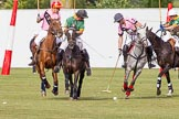 DBPC Polo in the Park 2013, Final of the Tusk Trophy (4 Goals), Rutland vs C.A.N.I.. Dallas Burston Polo Club, , Southam, Warwickshire, United Kingdom, on 01 September 2013 at 16:38, image #596