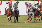 DBPC Polo in the Park 2013, Final of the Tusk Trophy (4 Goals), Rutland vs C.A.N.I.. Dallas Burston Polo Club, , Southam, Warwickshire, United Kingdom, on 01 September 2013 at 16:38, image #597