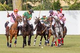 DBPC Polo in the Park 2013, Final of the Tusk Trophy (4 Goals), Rutland vs C.A.N.I.. Dallas Burston Polo Club, , Southam, Warwickshire, United Kingdom, on 01 September 2013 at 16:38, image #598
