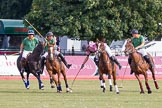DBPC Polo in the Park 2013, Final of the Tusk Trophy (4 Goals), Rutland vs C.A.N.I.. Dallas Burston Polo Club, , Southam, Warwickshire, United Kingdom, on 01 September 2013 at 16:50, image #613
