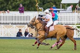 DBPC Polo in the Park 2013, Subsidiary Final Tusk Trophy (4 Goal), Dawson Group vs High Point. Dallas Burston Polo Club, , Southam, Warwickshire, United Kingdom, on 01 September 2013 at 18:01, image #673