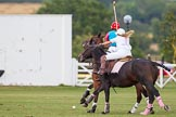 DBPC Polo in the Park 2013, Subsidiary Final Tusk Trophy (4 Goal), Dawson Group vs High Point. Dallas Burston Polo Club, , Southam, Warwickshire, United Kingdom, on 01 September 2013 at 18:20, image #685