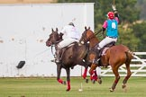 DBPC Polo in the Park 2013, Subsidiary Final Tusk Trophy (4 Goal), Dawson Group vs High Point. Dallas Burston Polo Club, , Southam, Warwickshire, United Kingdom, on 01 September 2013 at 18:22, image #687
