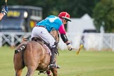 DBPC Polo in the Park 2013, Subsidiary Final Tusk Trophy (4 Goal), Dawson Group vs High Point. Dallas Burston Polo Club, , Southam, Warwickshire, United Kingdom, on 01 September 2013 at 18:29, image #692