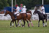 DBPC Polo in the Park 2013, Subsidiary Final Tusk Trophy (4 Goal), Dawson Group vs High Point. Dallas Burston Polo Club, , Southam, Warwickshire, United Kingdom, on 01 September 2013 at 18:49, image #698