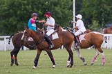 DBPC Polo in the Park 2013, Subsidiary Final Tusk Trophy (4 Goal), Dawson Group vs High Point. Dallas Burston Polo Club, , Southam, Warwickshire, United Kingdom, on 01 September 2013 at 18:49, image #699