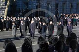Remembrance Sunday 2012 Cenotaph March Past. Whitehall, Cenotaph, London SW1,  United Kingdom, on 11 November 2012 at 11:29, image #19
