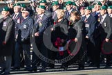 Remembrance Sunday 2012 Cenotaph March Past: Group E2 - Royal Marines Association.. Whitehall, Cenotaph, London SW1,  United Kingdom, on 11 November 2012 at 11:38, image #55