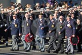 Remembrance Sunday 2012 Cenotaph March Past: Group E9 - Fleet Air Arm Association.. Whitehall, Cenotaph, London SW1,  United Kingdom, on 11 November 2012 at 11:39, image #95