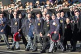 Remembrance Sunday 2012 Cenotaph March Past: Group E9 - Fleet Air Arm Association.. Whitehall, Cenotaph, London SW1,  United Kingdom, on 11 November 2012 at 11:39, image #96