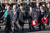 Remembrance Sunday 2012 Cenotaph March Past: Group E17 - LST & Landing Craft Association.. Whitehall, Cenotaph, London SW1,  United Kingdom, on 11 November 2012 at 11:40, image #126