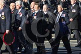 Remembrance Sunday 2012 Cenotaph March Past: Group E19 - HMS Bulwark, Albion & Centaur Association.. Whitehall, Cenotaph, London SW1,  United Kingdom, on 11 November 2012 at 11:40, image #133