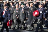 Remembrance Sunday 2012 Cenotaph March Past: Group E20 - HMS Cumberland Association.. Whitehall, Cenotaph, London SW1,  United Kingdom, on 11 November 2012 at 11:40, image #137