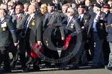 Remembrance Sunday 2012 Cenotaph March Past: Group E21 - HMS Ganges Association.. Whitehall, Cenotaph, London SW1,  United Kingdom, on 11 November 2012 at 11:40, image #146