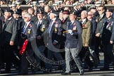 Remembrance Sunday 2012 Cenotaph March Past: Group E21 - HMS Ganges Association.. Whitehall, Cenotaph, London SW1,  United Kingdom, on 11 November 2012 at 11:40, image #148
