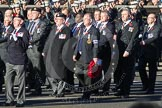 Remembrance Sunday 2012 Cenotaph March Past: Group E22 - HMS Glasgow Association.. Whitehall, Cenotaph, London SW1,  United Kingdom, on 11 November 2012 at 11:40, image #156