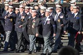 Remembrance Sunday 2012 Cenotaph March Past: Group E23 - HMS St Vincent Association.. Whitehall, Cenotaph, London SW1,  United Kingdom, on 11 November 2012 at 11:40, image #161