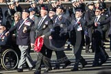 Remembrance Sunday 2012 Cenotaph March Past: Group E26 - Ton Class Association.. Whitehall, Cenotaph, London SW1,  United Kingdom, on 11 November 2012 at 11:41, image #186
