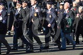 Remembrance Sunday 2012 Cenotaph March Past: Group E26 - Ton Class Association.. Whitehall, Cenotaph, London SW1,  United Kingdom, on 11 November 2012 at 11:41, image #190