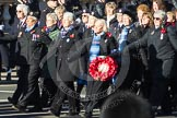 Remembrance Sunday 2012 Cenotaph March Past: Group E29 - Association of WRENS.. Whitehall, Cenotaph, London SW1,  United Kingdom, on 11 November 2012 at 11:41, image #203