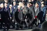 Remembrance Sunday 2012 Cenotaph March Past: Group E31 - Royal Naval Communications Association.. Whitehall, Cenotaph, London SW1,  United Kingdom, on 11 November 2012 at 11:41, image #228