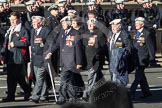 Remembrance Sunday 2012 Cenotaph March Past: Group E35 - Russian Convoy Club.. Whitehall, Cenotaph, London SW1,  United Kingdom, on 11 November 2012 at 11:42, image #258